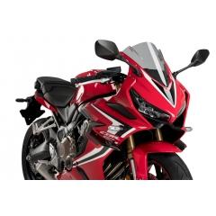 Side spoilers PUIG DOWNFORCE 3569R , raudonos spalvos