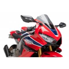 Side spoilers PUIG DOWNFORCE 9729R , raudonos spalvos