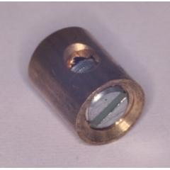Solderless barrel nipple Venhill BNS575 5x7,2mm