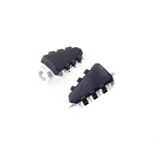 Spare rubbers PUIG TRAIL 7321U , juodos spalvos