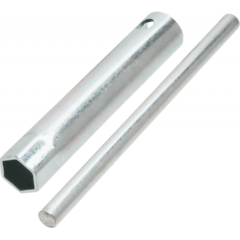 Spark plug wrench RMS with pin 16x140