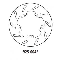 Stabdžių diskas GOLDFREN 925-004F priekinių 200 mm