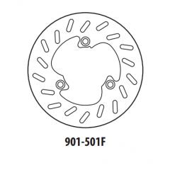Stabdžių diskas GOLDFREN 901-501F priekinių 220 mm