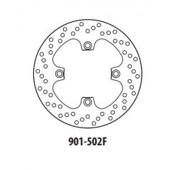 Stabdžių diskas GOLDFREN 901-502F priekinių 240 mm