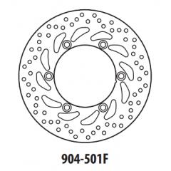 Stabdžių diskas GOLDFREN 904-501F priekinių 260 mm