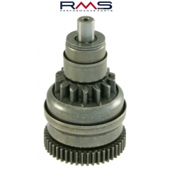 Start pinion RMS