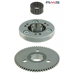Starter wheel and gear kit RMS