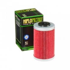 Tepalo filtras HIFLOFILTRO HF155