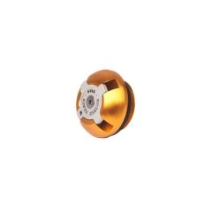 Tepalo nuleidimo varžtas PUIG 6779O , aukso spalvos M34x1,5
