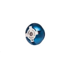 Tepalo nuleidimo varžtas PUIG 6777A , mėlynos spalvos M25x1,5