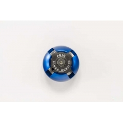 Tepalo nuleidimo varžtas PUIG 6157A , mėlynos spalvos M27x3