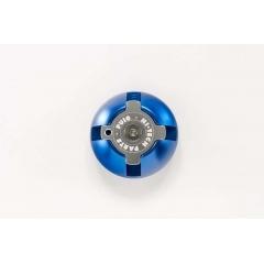Tepalo nuleidimo varžtas PUIG 6158A , mėlynos spalvos M30x1,5