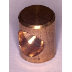 Troso vielos įmova Venhill , cilindro dydis 6x8mm