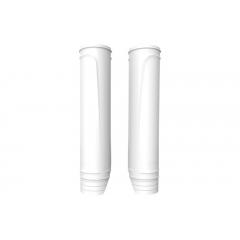 Upper fork protectors POLISPORT PERFORMANCE , baltos spalvos
