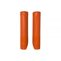 Upper fork protectors POLISPORT PERFORMANCE , oranžinės spalvos