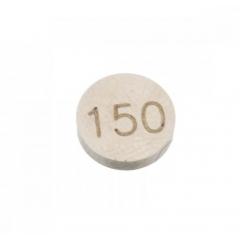 Valve shim JMP 7.5 mm 1.50