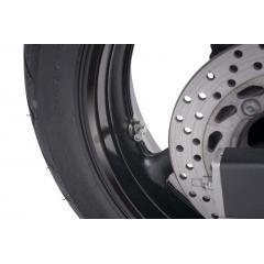 Valves for tubeless wheels PUIG , sidabrinės spalvos D 8,3mm