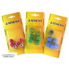 Variautoriaus ritinėlių rinkinys ATHENA d 17x12 - 6,5 g