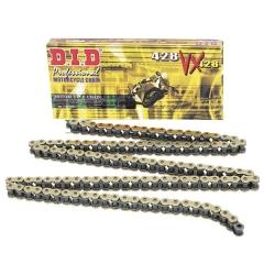 VX series X-Ring chain D.I.D Chain 428VX , 142 narelių ilgio