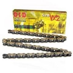 VX series X-Ring chain D.I.D Chain 520VX2(VX3) , 116 narelių ilgio