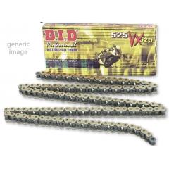 VX series X-Ring chain D.I.D Chain 525VX , 128 narelių ilgio