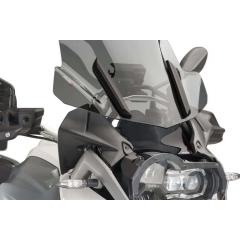 Windscreen PUIG DEFLECTOR ORIGINAL 7550F dark smoke
