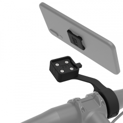 Gps ar telefono laikiklis Oxford CLIQR Cycle Handlebar forward mount