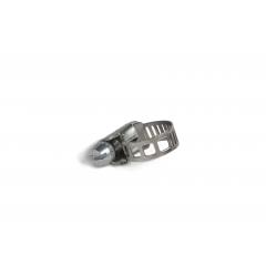 Automatinės tepimo sistemos Scottoiler dalys Dispenser Plate Clip (stainless steel)