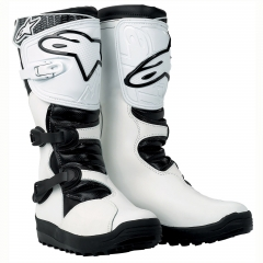 MX BATAI Alpinestars No Stop Trial White
