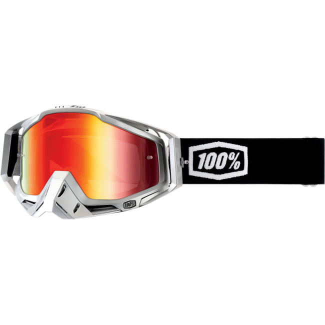 OFF-ROAD AKINIAI 100% RACECRAFT MIRROR LENS TERMINATOR