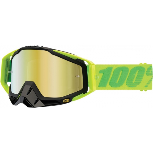 OFF-ROAD AKINIAI 100% RACECRAFT SOUR PATCH MIRROR