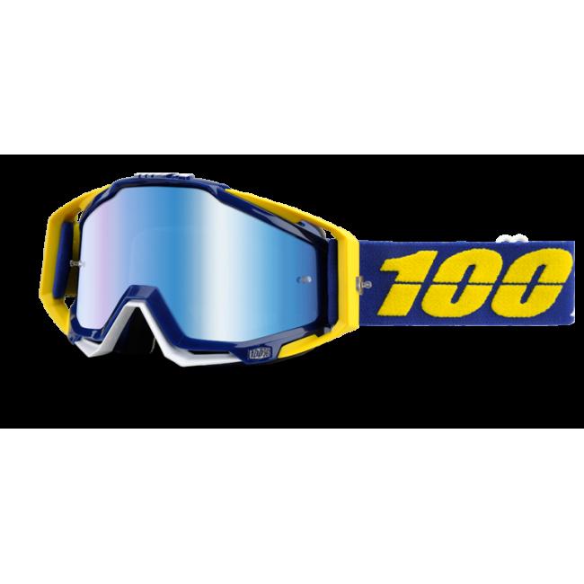 OFF-ROAD AKINIAI 100% RACECRAFT LINDSTROM MIRROR