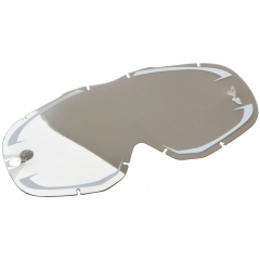 OFF-ROAD AKINIŲ LEŠIS THOR ALLY MIRROR WHITE