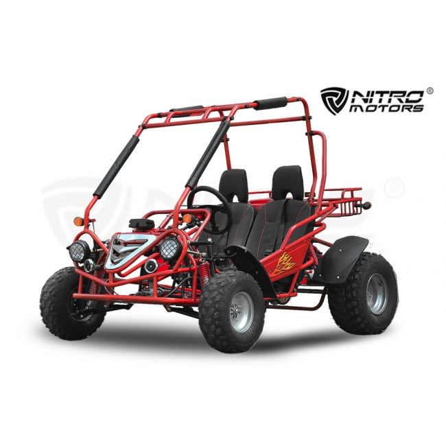 BAGIS CROSS BUGGY RG 200CC AUTOMATIC