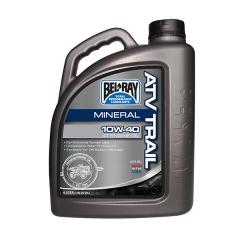 Mineralinis Variklio tepalas Bel-Ray ATV Trail Mineral 4T 10W-40 4L