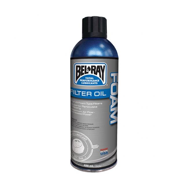 Oro Filtro Tepalas Bel-Ray Foam Filter Oil (400ml purškiamas)