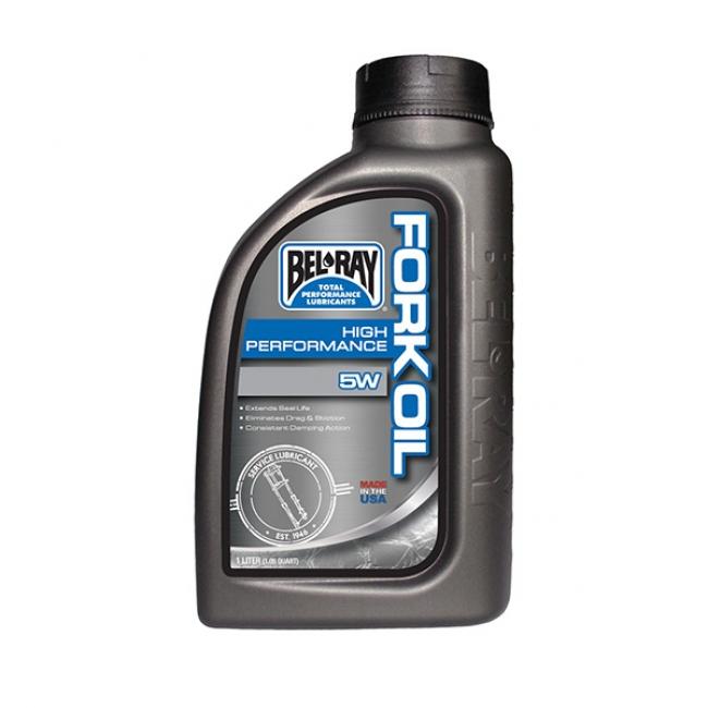 Sintetinis Šakių Tepalas Bel-Ray High Performance Fork Oil 5W 1L