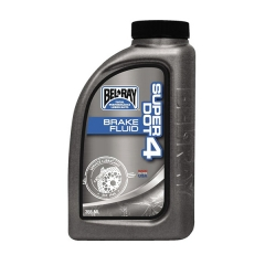 Stabdžių skystis Bel-Ray SUPER DOT 4 BRAKE FLUID 355 ml
