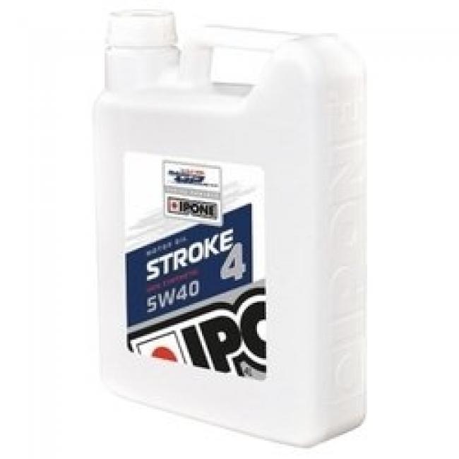 Sintetinė alyva IPONE STROKE 4 5W-40 4L