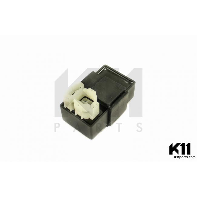 CDI Modulis K11 PARTS K110-010 keturračiui 4+2 PIN 4T GY6
