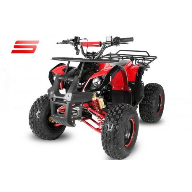 QUAD TORONTO S AUTOMATIC+RG 125CC
