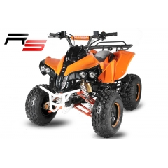 KETURRATIS WARRIOR RS  SEMI-AUTOMATIC+RG 125CC