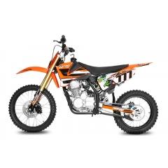 KROSINIS MOTOCIKLAS HURRICANE 19/16 150cc E-START
