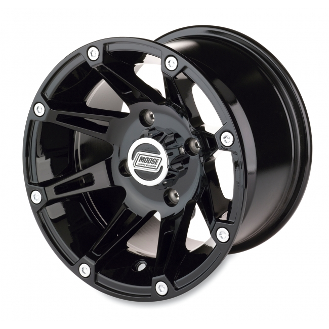 Wheels MOOSE UTILITY DIVISION 387X BLACK