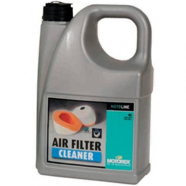 Oro filtro ploviklis MOTOREX AIR FILTER CLEANER 4L