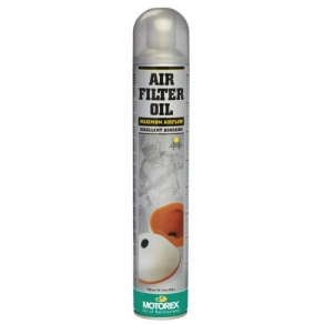 Oro filtro tepalas MOTOREX AIR FILTER OIL SPRAY 655 750ml