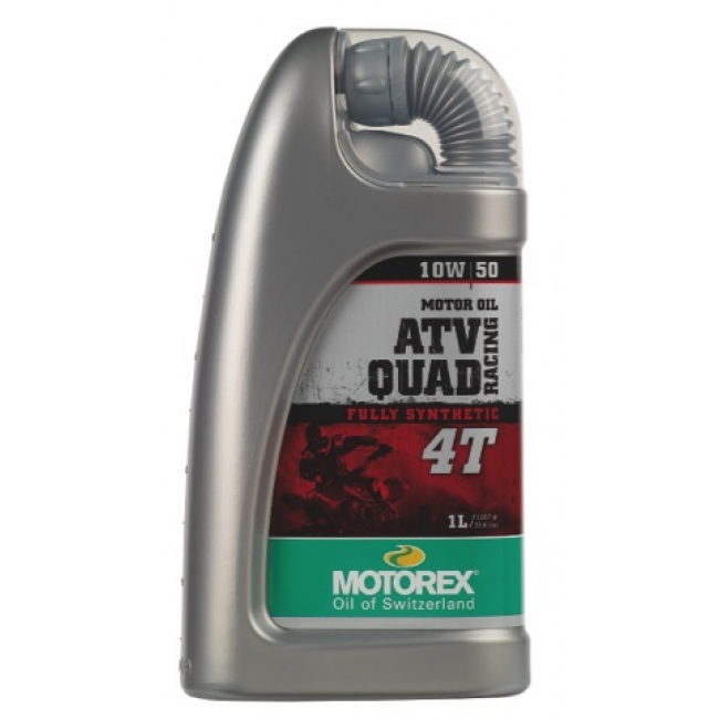 Sintetinis Tepalas MOTOREX ATV/QUAD RACING 4T 10w50 1L
