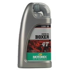 Sintetinis Tepalas MOTOREX BOXER 4T 15w50 1L