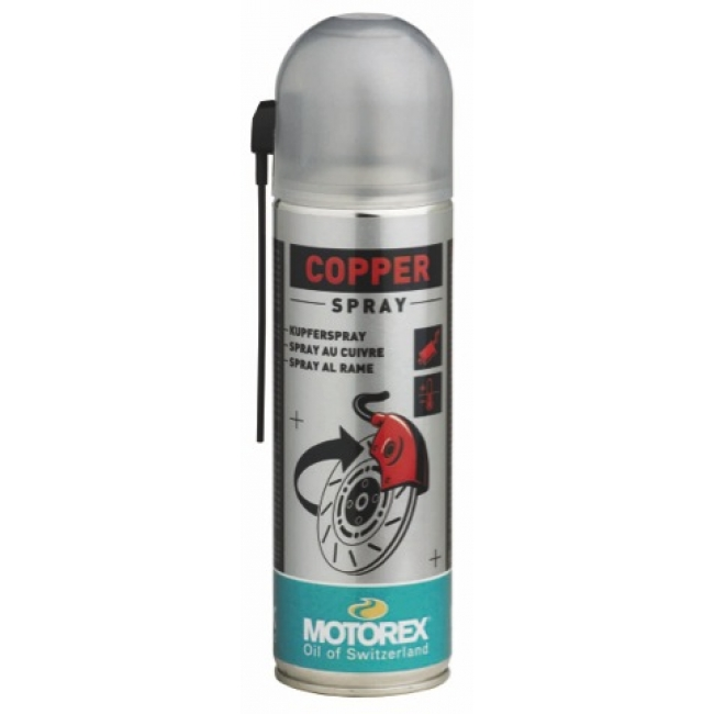 Tepalas MOTOREX COPPER SPRAY 300ml