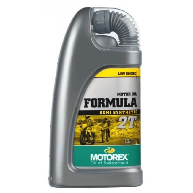 Pusiau sintetinis Tepalas MOTOREX FORMULA 2T 1L